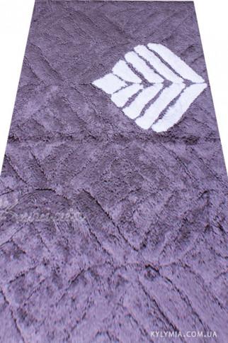 Коврик BANIO 5734 grey-white