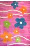 Ковер FULYA 8947A pink-pink