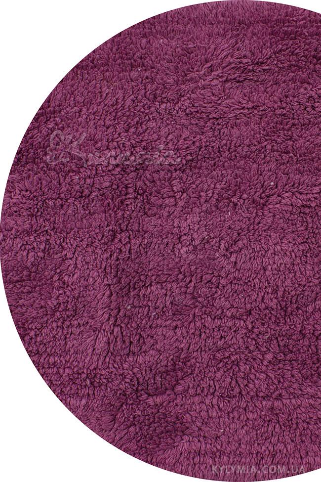 Коврик BATH MAT 16286A lilac-lilac
