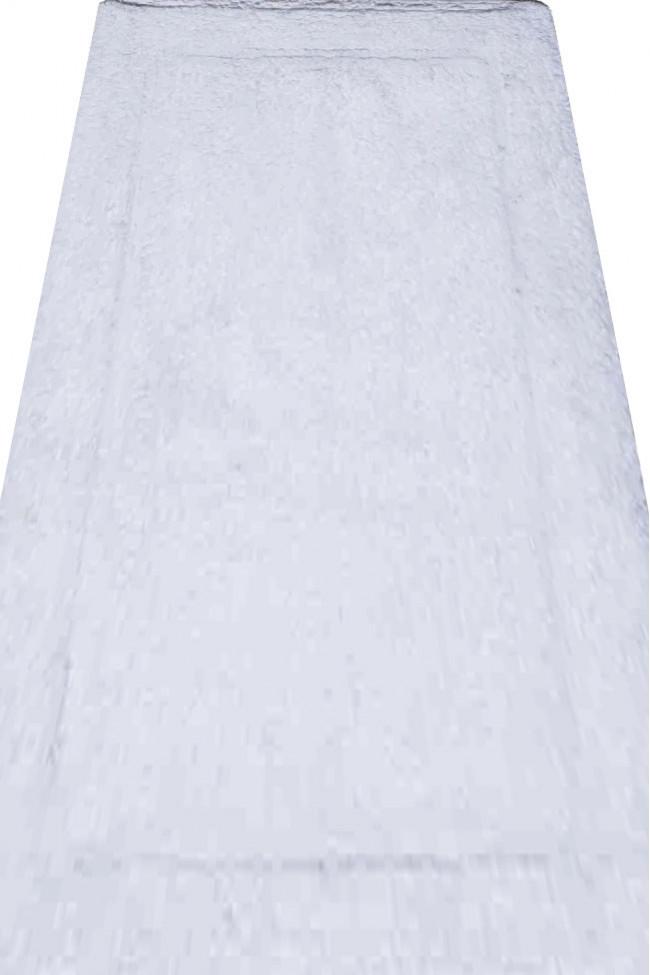 Коврик BANIO 5383 white-white