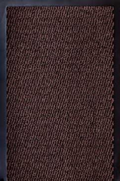 Коврик LEYLA 60 Прямоугольник из Полипропилен производства Нидерланды  в коричневых цветах - фото М
