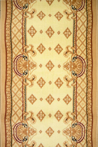 Ковровая дорожка ALMIRA 2356 cream-beige