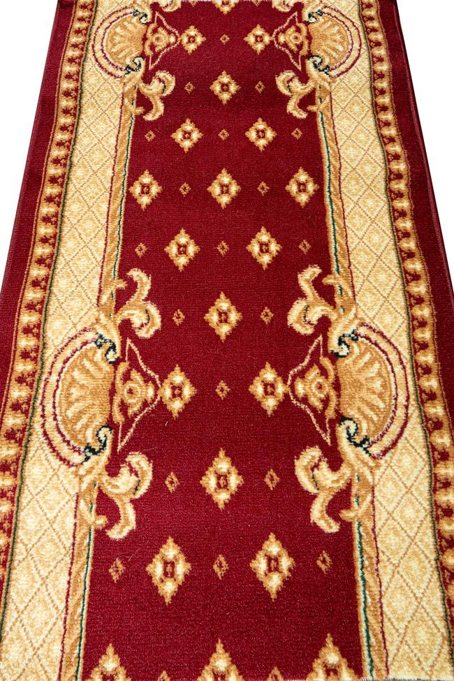 Ковровая дорожка ALMIRA 2356 red-cream