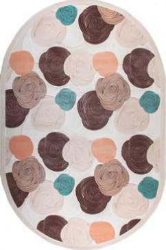 BONITA I226 13308 Тонкие акриловые ковры в ярких нетускнеющих красках, удобны в уборке. Подойдут в любую комнату.