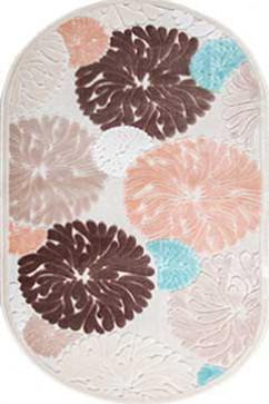 BONITA I220 4267 Тонкие акриловые ковры в ярких нетускнеющих красках, удобны в уборке. Подойдут в любую комнату.
