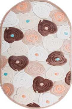 BONITA I224 4269 Тонкие акриловые ковры в ярких нетускнеющих красках, удобны в уборке. Подойдут в любую комнату.