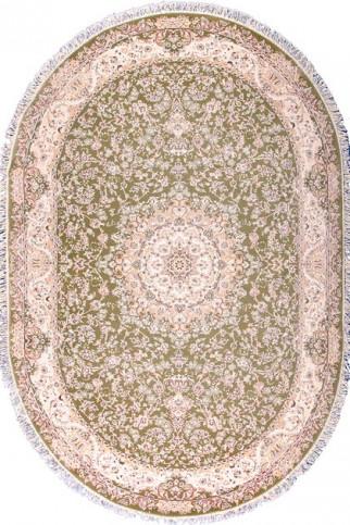 Килим ESFEHAN 7786A green-ivory