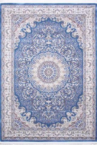Килим ESFEHAN 9724A blue-ivory
