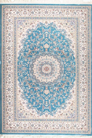 Ковер ESFEHAN 4878A blue-ivory