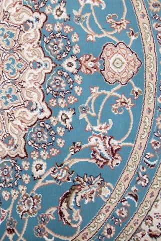 Килим ESFEHAN 4878A blue-ivory
