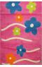 Дорожка FULYA 8947A pink