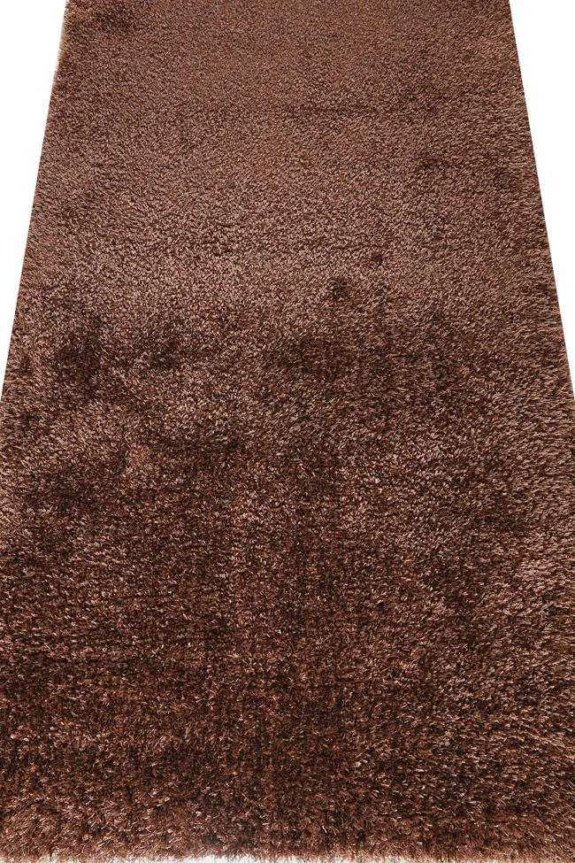 Ковер PUFFY-4B P001A brown-brown