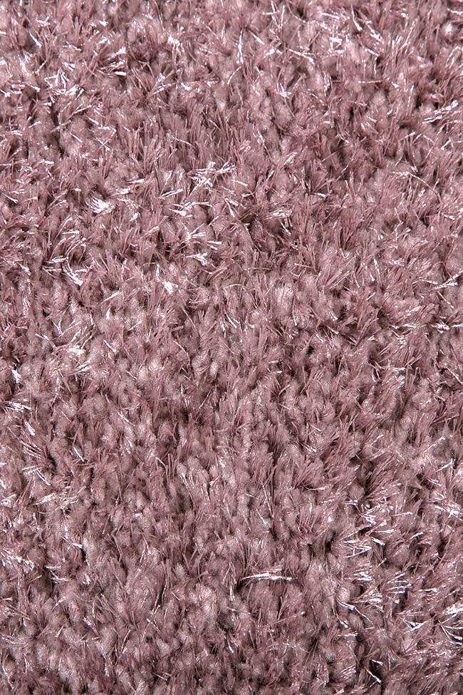 Ковер PUFFY-4B P001A lilac-lilac