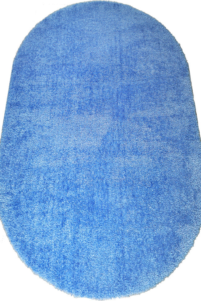 Ковер PUFFY-4B P001A blue-blue