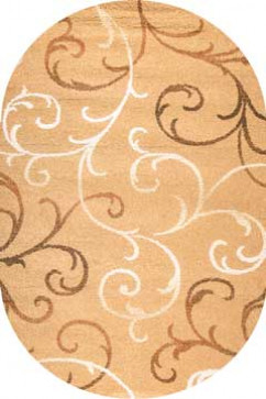 WELLNESS 4115 3262 Бельгийский мягкий ковер из полипропилена, похож на шерстяной. Подойдет в гостиную.