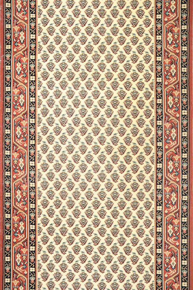 Ковровая дорожка KASBAH 2246/377 terracotta