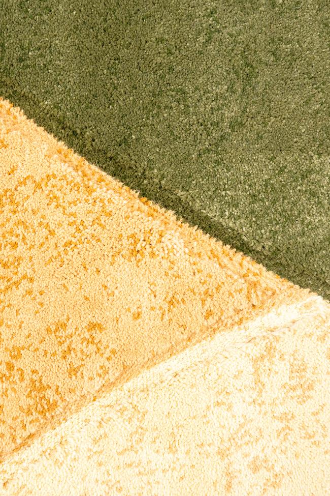 Ковровая дорожка LIZA cream-green