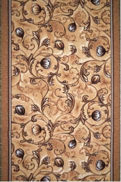 P 1245/34 18010 Ковровая дорожка из полиамида на войлочной основе. Удобна в уборке. Подойдет для прихожих и офисов.