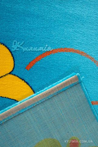 Килим BABY 2055 blue-blue