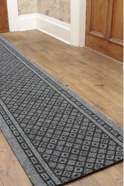 CONGA 70 16169 Дорожка на резиновой основе. Идеально послужит как придверным ковриком, так и покрытием для террас.