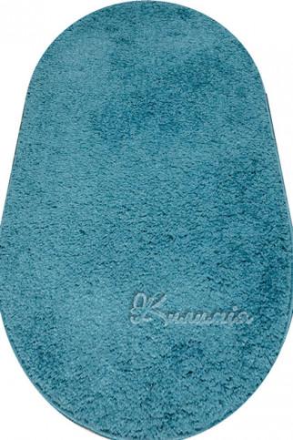 Килим SHAGGY BRAVO 1 blue-blue