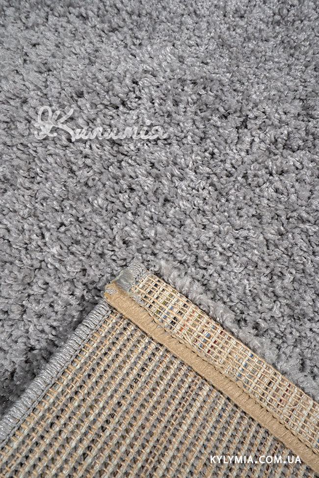 Ковер SHAGGY BRAVO 1 grey-grey