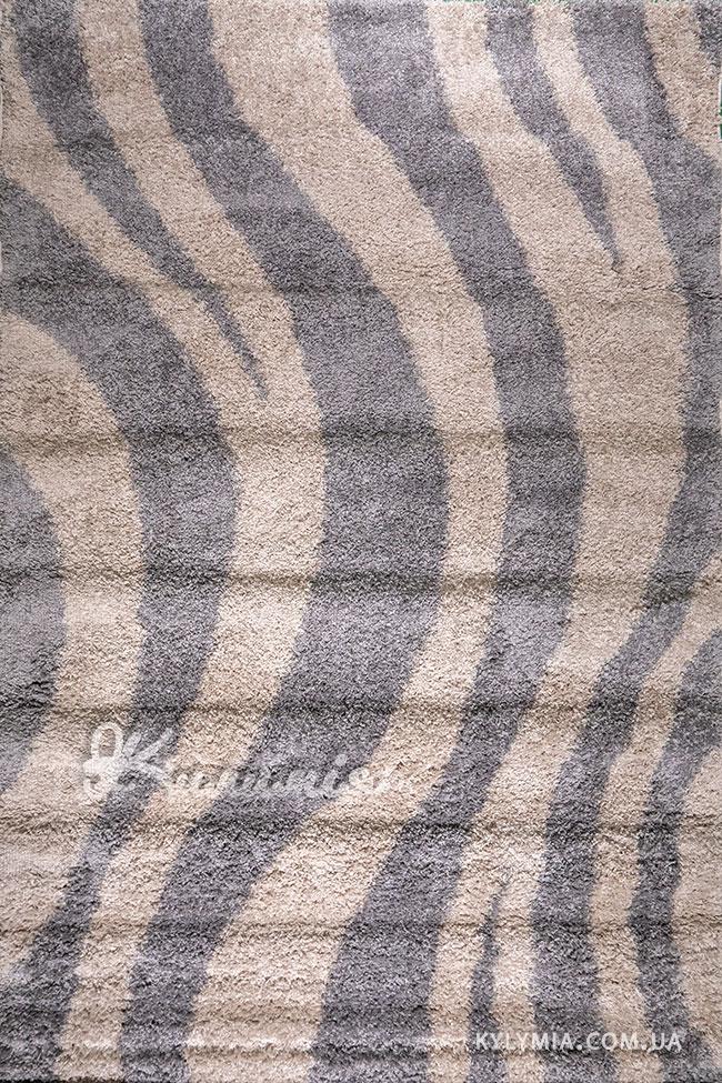 Килим SHAGGY BRAVO 1846 grey-beige