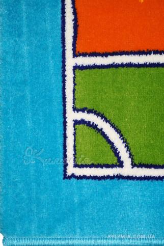 Ковер BABY 2058 green-blue