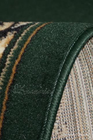 Ковровая дорожка ALMIRA 0015 green-mustard
