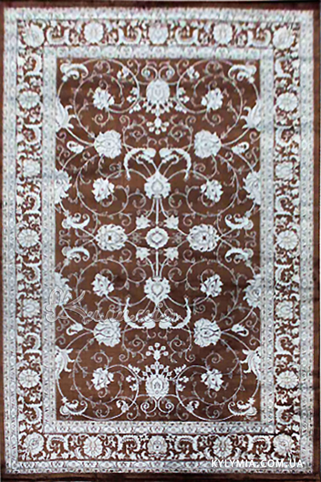 Ковер PESAN W2312 brown-brown