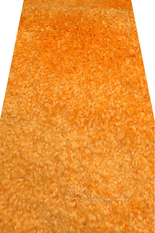 Килим SHAGGY BRAVO 1 orange-orange