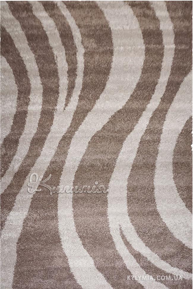 SHAGGY BRAVO 1846 dbrown-beige