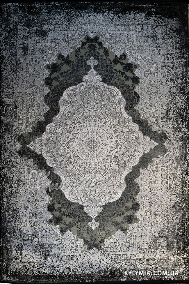 Ковер NERO NO01B grey anthracite