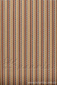 Дорожка SIKINOS BEIGE  из Полипропилен производства Греция  в желто-оранжевых, в коричневых цветах - фото М
