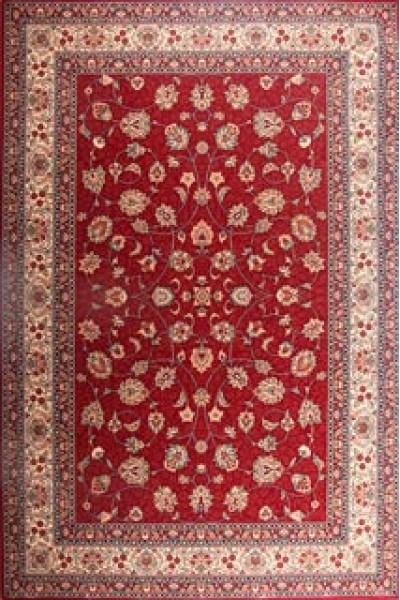 Ковер TEBRIZ 1086/507 red