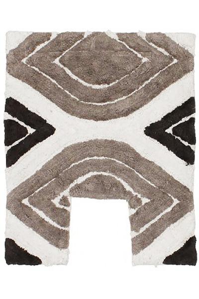Килимок KAYAK-5247 grey-white
