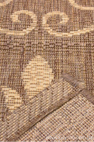 Килим COTTAGE 6214 brown-natural-3009