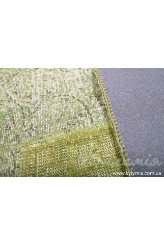 Килим PATCHWORK CARPET light green