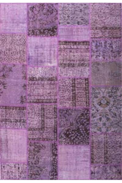 Ковер PATCHWORK CARPET lilac