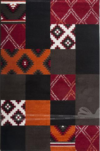 Ковер SEVILLA 4771 coffee brown-red