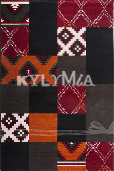 Килим SEVILLA 4771 coffee brown-red