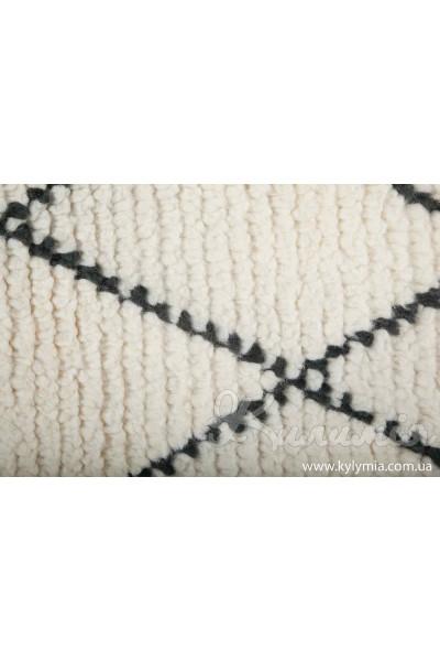Килим MOROC-1 white