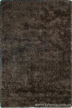 ATLANTIS  cappuccino 4304 Очень мягкий шелковистый ковер из полиэстровой нитки с высоким ворсом. Подойдет в спальню и гостиную