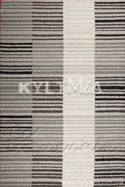 Ковер PANACHE BLOCK STRIPE RUG 1 ivory-grey