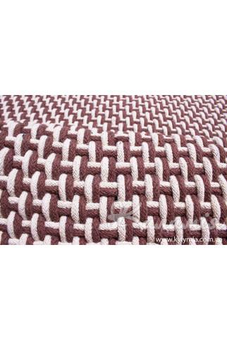 Коврик BANIO 5564  beige-brown