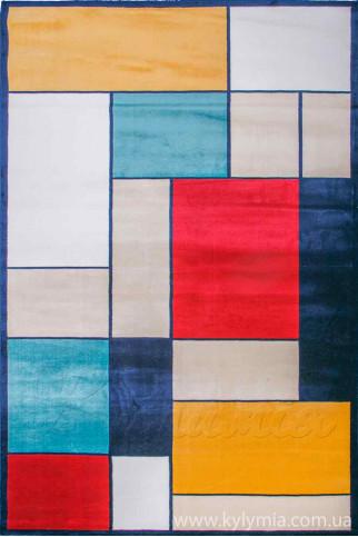 Ковер EFES 5298/L10 dark blue