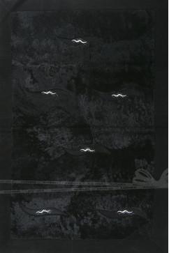 WOOL 16028-08 4241 Ковер из натуральной шкуры.