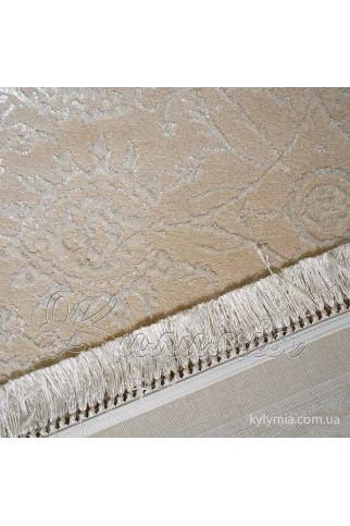 Ковер MANYAS W1699 civory-ivory polyester