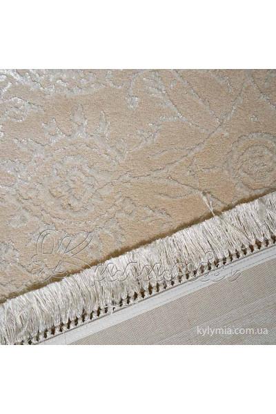 Килим MANYAS W1699 civory-ivory polyester