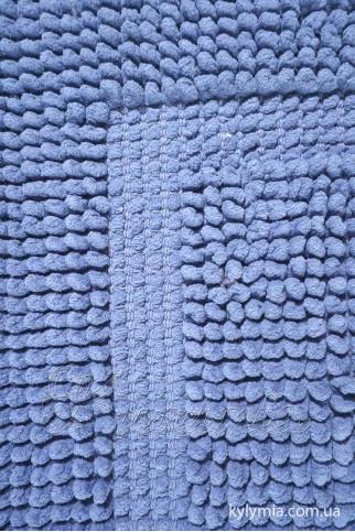 Коврик WOVEN RUG 16514 blue